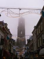 Utrecht, typical Dutch weather