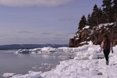 The beauty of Québec in winter