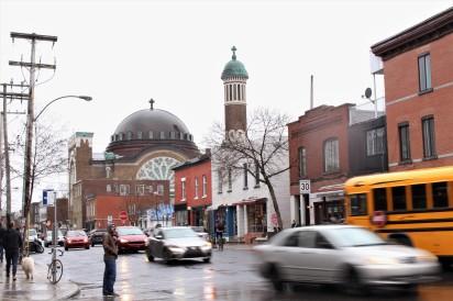 Montréal streets