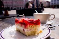 More strawberry cake in Rostock