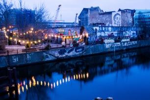 Berlin: Streetart and cafes