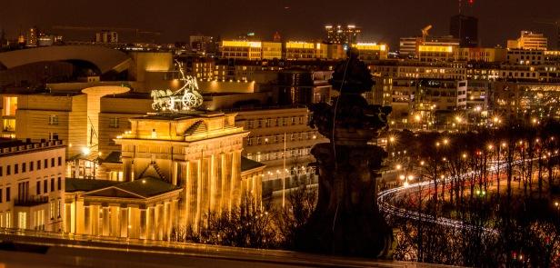 Berlin: Brandenburger gate