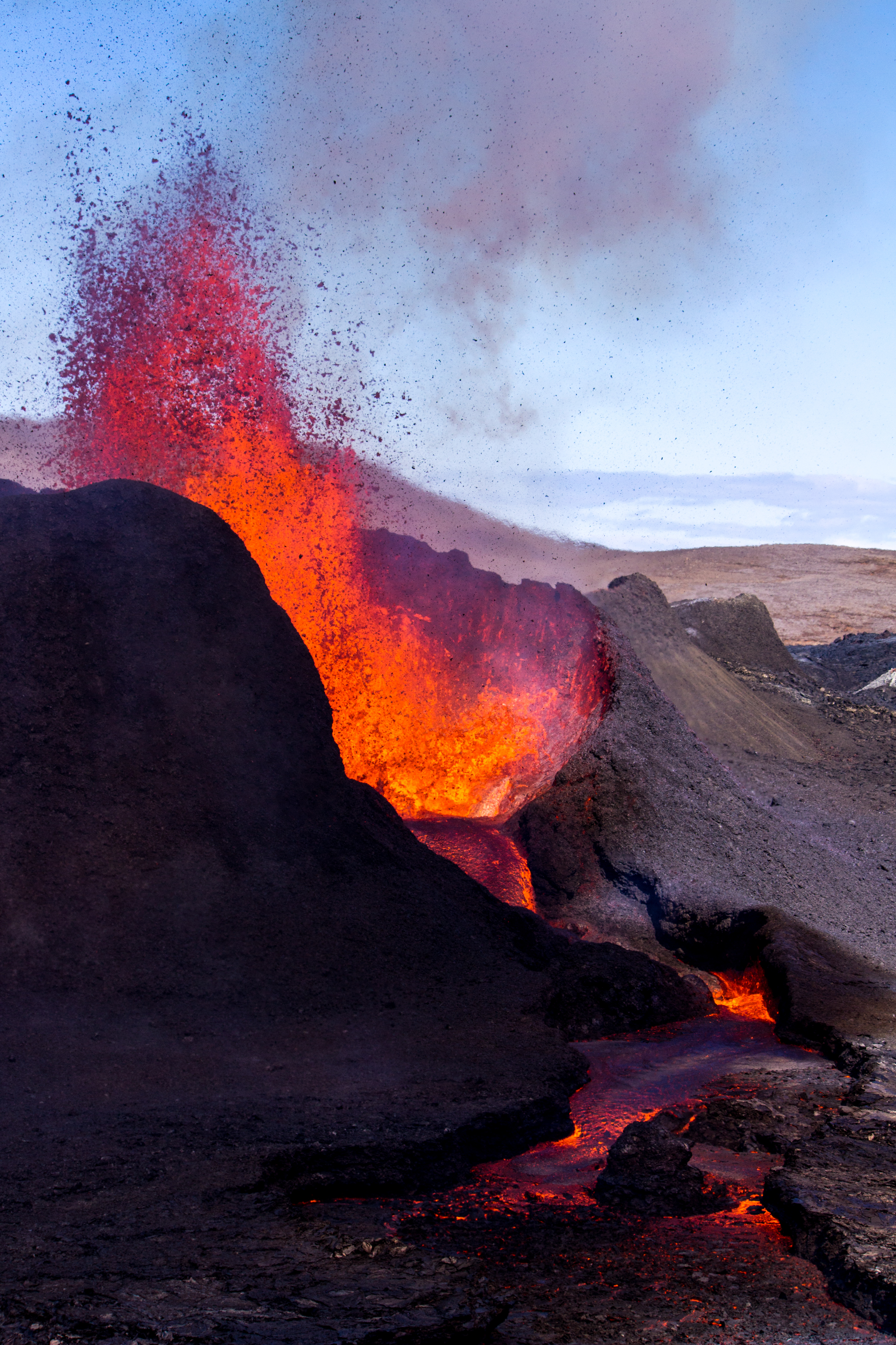 Eruption Fagradalsfjall